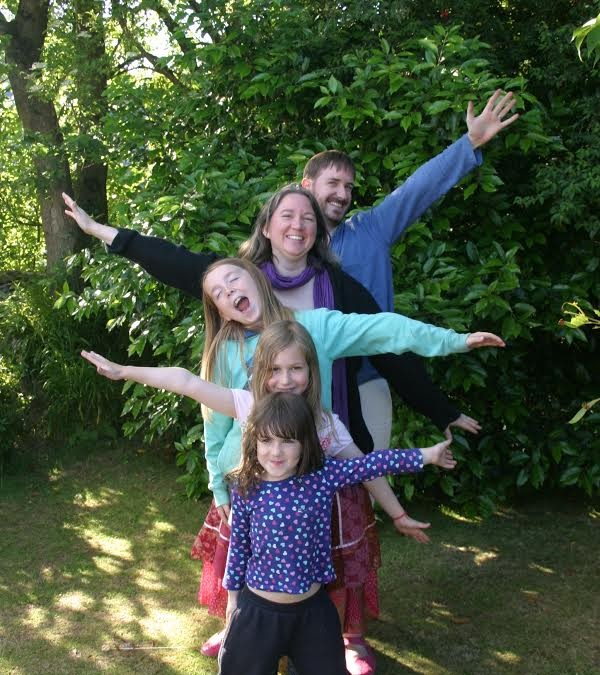 Family Story by Lucy Pearce from Dreaming Aloud