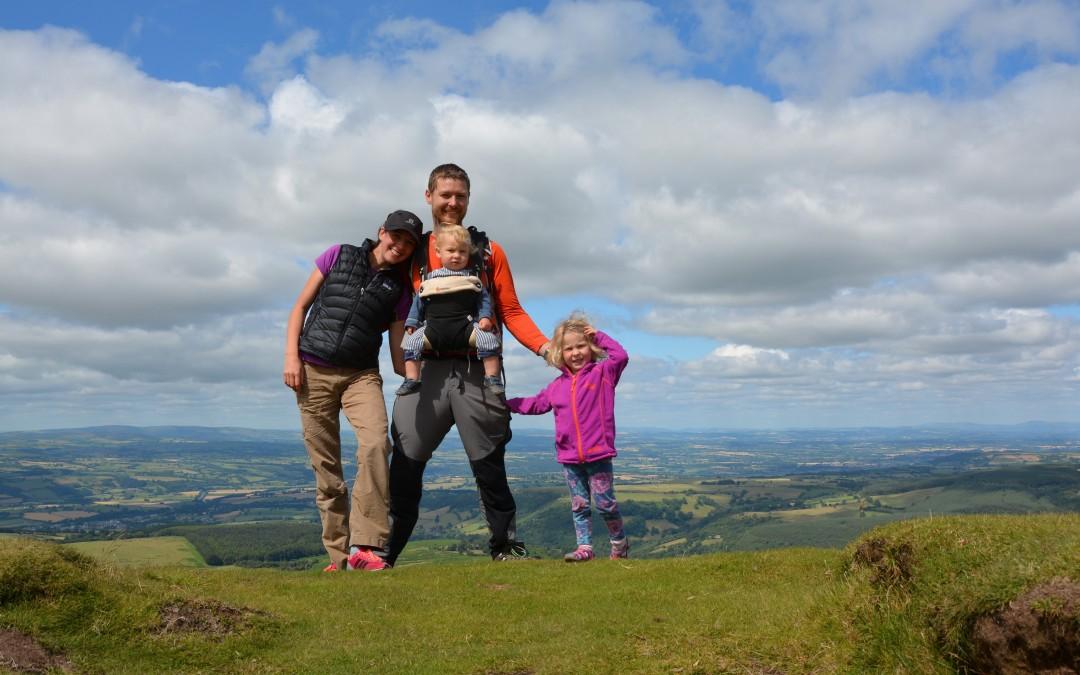 Family Story by Jen & Sim Benson from Wild Running Blog