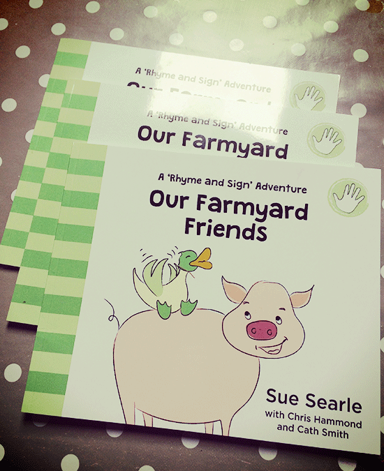 Little Signers Club Book Review and Competition – Our Farmyard Friends